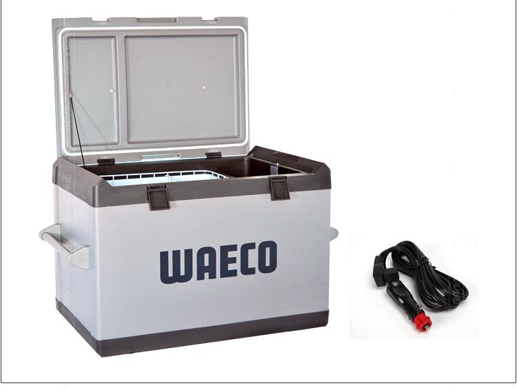 德国waeco压缩机车载冰箱106l两用迷你小冰箱车用制冷零下电冰箱
