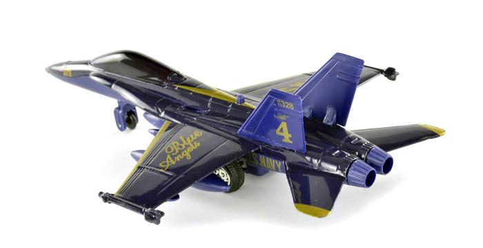 回力合金飞机模型玩具