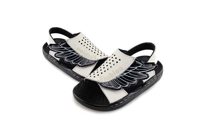 翅膀韩版潮凉鞋3x858