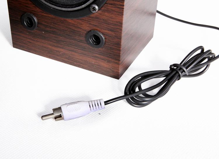 冲击波sc-2103古典版木质低音炮音响 音箱