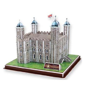 筑模型伦敦塔模型