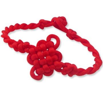 红绳手链 中国结
