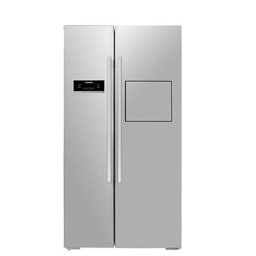 西门子对开门冰箱bcd-604w(ka63nv41ti)