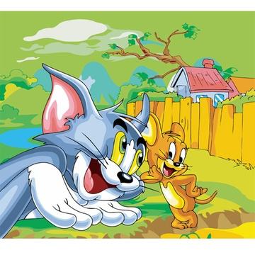 猫和老鼠 卡通动物