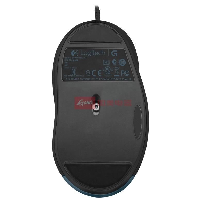 罗技(logitech) g400s光电游戏鼠标