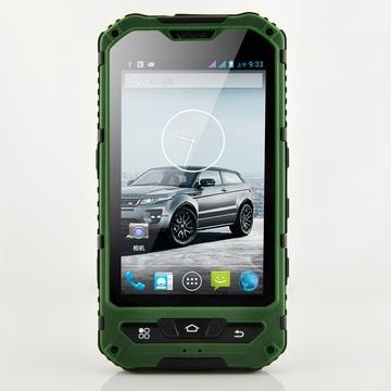 路虎(landrover)a8 户外三防智能手机 双核处理器 wcdma/gsm(绿色)
