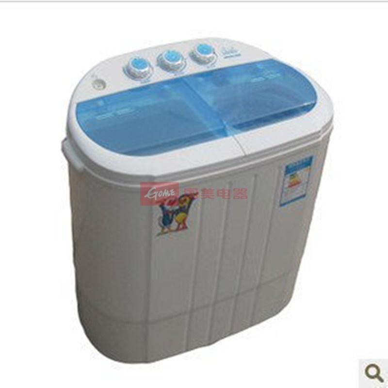 【小鸭全塑迷你洗衣机】小鸭xpb36-388s 3.6公斤 迷你