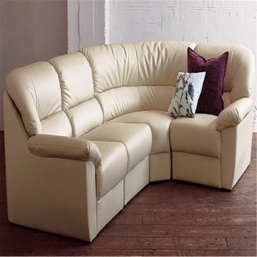 日本原单 组合沙发 客厅转角沙发 现代简约 时尚 小户型(白色咖啡黑色