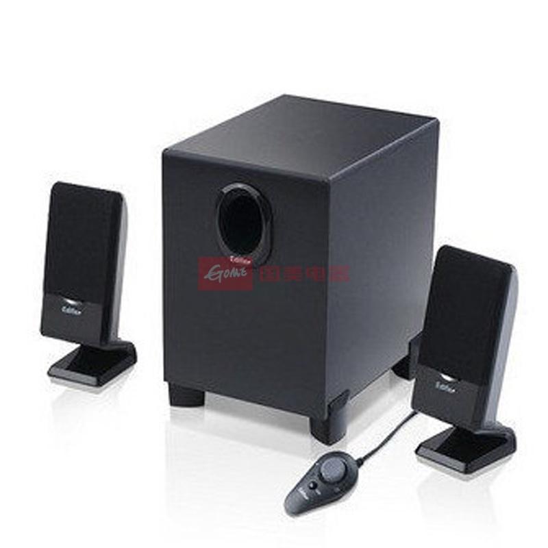 1低音炮线控台式电脑音响漫步者电脑音箱图片,国美在线的漫步者电脑