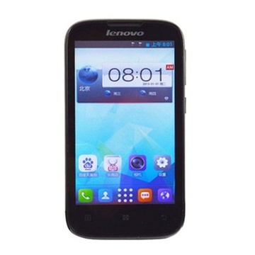 联想 lenovo A385E电信3G 双模双待 安卓智能手机 标配 充电宝10000