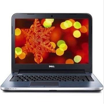 戴尔(dell)灵越 14r-5728 14寸笔记本电脑 ( 灰色)(套餐二)