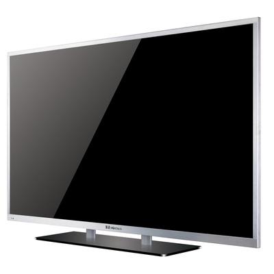 50英寸超薄铝合金窄边框节能led电视机