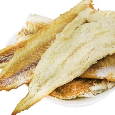 三山岛 烤鱼片 250g/盒 大连特产 海味零食 休闲海味 海鲜即食小零食