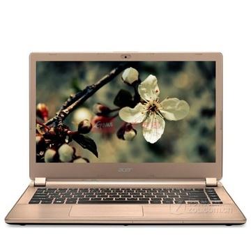 宏基(acer)v5-472g-53334g50app 14寸 电脑笔记本(香槟金 i3-3227cpu