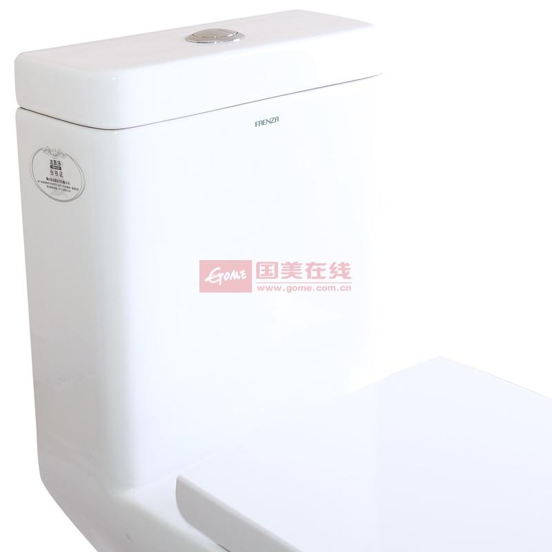 法恩莎卫浴(faenza)fb1668b 马桶座便器座厕(400孔距)