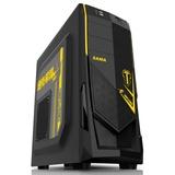 达客 高端至强E3 1230 V2/GTX750四核八线程台式电脑主机(4G/500G 无DVD)
