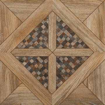 楼兰瓷砖 地砖卧室组合木纹仿木地板防滑地面砖田园