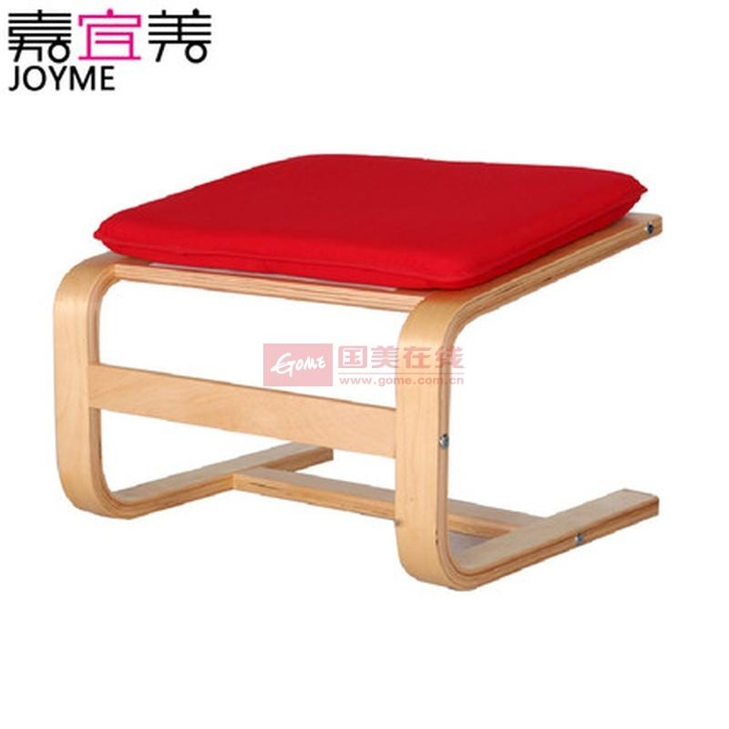 嘉宜美实木矮凳子时尚木凳换鞋凳方凳木凳子实木方凳