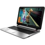 HP 惠普 ENVY 15-K028TX(J6M28PA)15寸笔记本电脑(I5 4G 500G 2G)(银色)