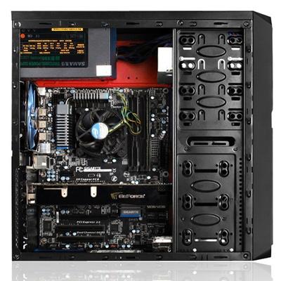 组装diy兼容(1000g机械硬盘)