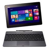 华硕(ASUS) T100TA(T100TAF新版)10.1英寸变形平板笔记本Win8.1四核 二合一笔记本(黑色 官方标配)