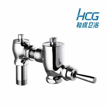 hcg和成卫浴手压式马桶冲水阀