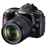 尼康(Nikon)D90单反套机(18-105 f/3.5-5.6 ED VR) 尼康D90套机(官方标配)