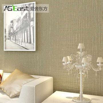 爱舍东方简约欧式条纹壁纸电视背景墙