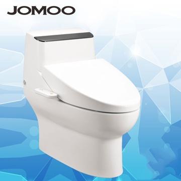 jomoo九牧正品一体多功能智能马桶喷嘴移动清洗虹吸式座便器d7026(305