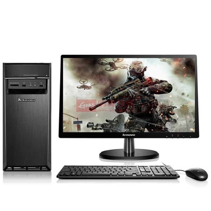 【台式电脑20英寸显示器大图】联想(lenovo)圆梦h5050
