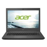 宏�(acer)E5-473G系列 14英寸笔记本电脑(i3-4005U 4G 500G 920-2G W8)(E5-473G-3525 C壳灰)