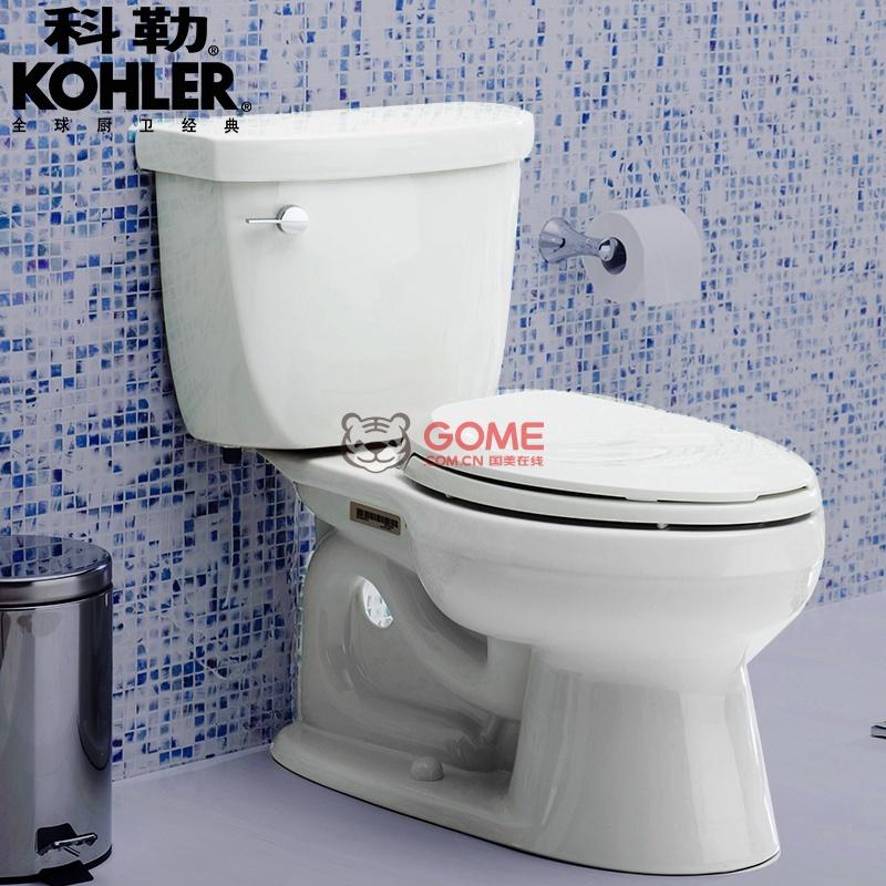 【k-3499马桶】科勒(kohler)分体马桶