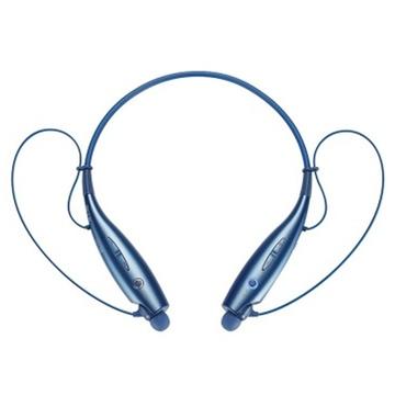 lg hbs-730 无线运动蓝牙耳机 立体声音乐耳机 通用型 环颈式 绿色