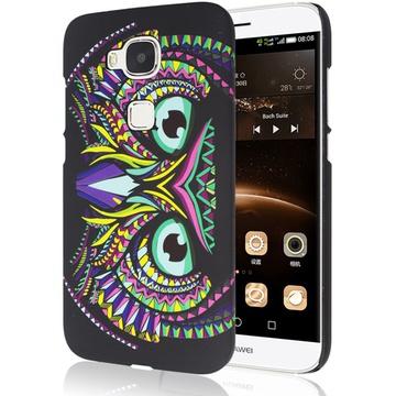 彩绘浮雕动物手机壳