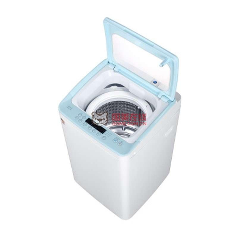海尔(haier)mbm30-268w 3公斤迷你免清洗全自动波轮洗衣机