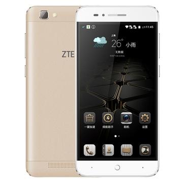中兴(zte)远航4 ba610t/ba610c 手机 移动联通双4g版/电信4g版 双卡双