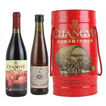 【张裕葡萄酒】张裕橡木桶干红礼盒
