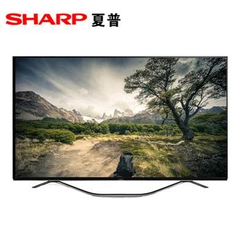 sharp/夏普 lcd-65su760a 65英寸4k智能网络wifi液晶电视机