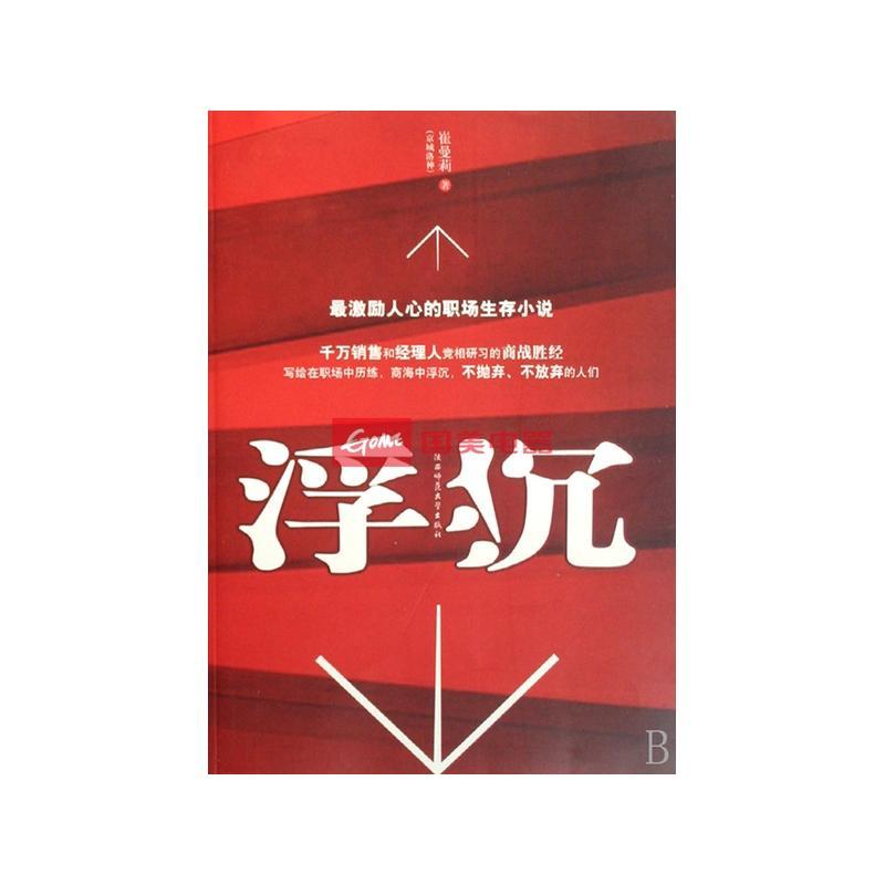 浮沉(最激励人心的职场生存小说)