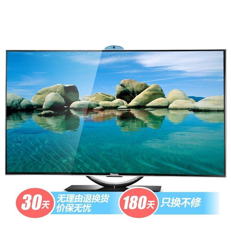 海信(hisense)led50k660x3d彩电 50英寸 窄边框智能网络3d电视(建议