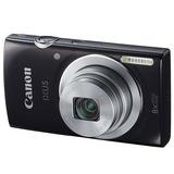 佳能(Canon)IXUS145 数码相机(黑色) 28mm广角 8倍光学变焦 1600万像素 2.7英寸液晶显示屏