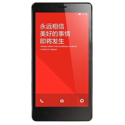 红米note增强版电信版图片
