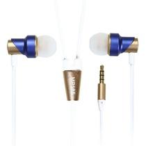 摩奥MP185高保真立体声通讯耳机(土豪金)