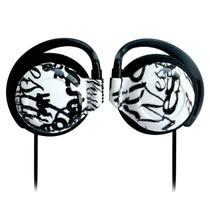 爱谱王(∧pking)IP-H051耳挂式运动耳机(黑色)