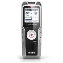 飞利浦(PHILIPS)DVT7000数码录音笔(4G)PCM线性录音 360度录音 远距离无线遥控器