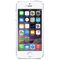 Apple iPhone 5s 16G 银色 4G手机(双4G版)