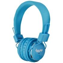 萨发(SAFF)Q8头戴式蓝牙耳机(蓝色)插卡播放MP3 FM调频