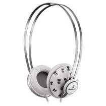 宾果(Bingle)i361耳机头戴式耳机麦克风(白色)(可拆卸设计,耳壳耳扣两步拆装,超薄不锈钢材质的头夹设计,3.5mm标准镀金插针,传输不失真)