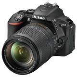 尼康(Nikon)D5500 黑色单反套机(AF-S DX 尼克尔 18-140mm f/3.5-5.6G ED VR)