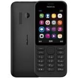 诺基亚(NOKIA) 215 GSM手机(黑色) 双卡双待